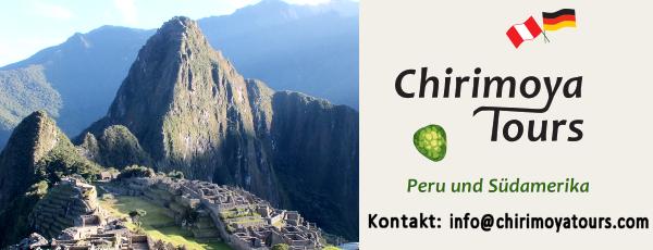 Chirimoya Tours Peru und Südamerika.