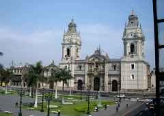 Plaza de Armas, Lima Kathedrale