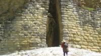 Eingangstour der Kuelap Festung