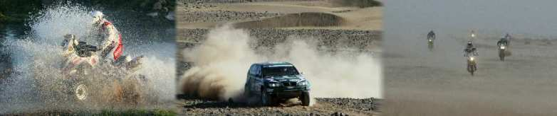 Rally Dakar Logo für Route 2012
