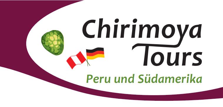 Chirimoya Tours Peru Reiseveranstalter Logo.