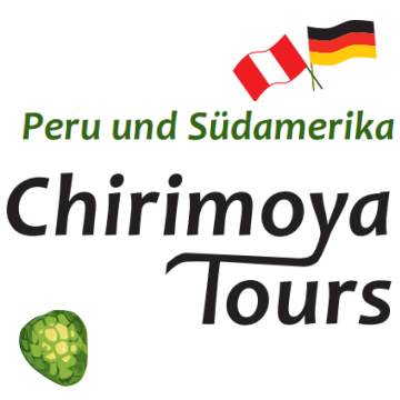 Grafik Logo Reisebüro Chirimoya Tours
