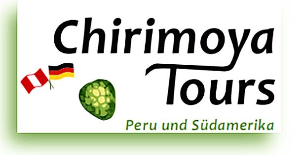 Das Logo unseres Reiseveranstalters in Peru.