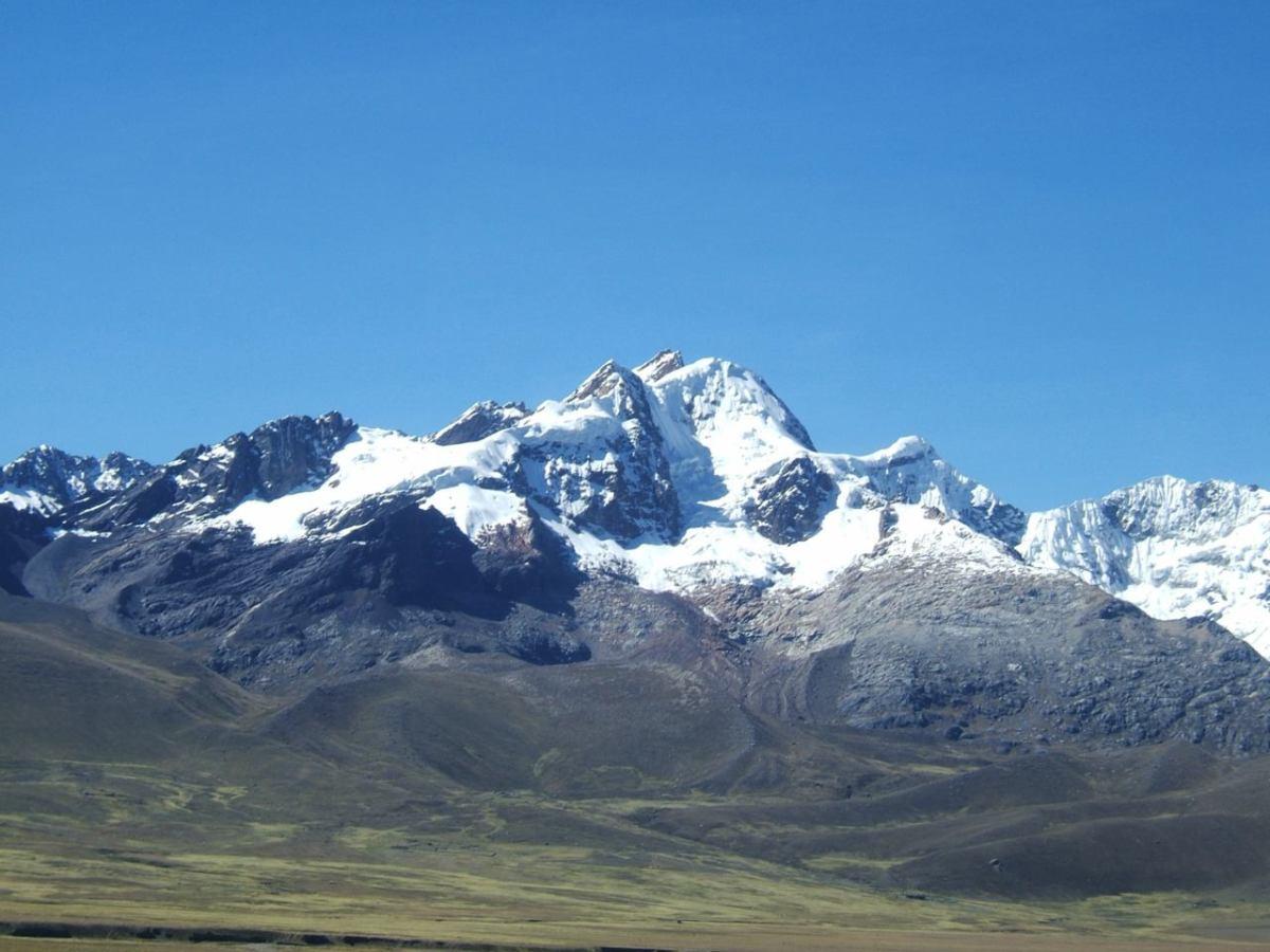 Peruanische Goldgräberstadt Rinconada.