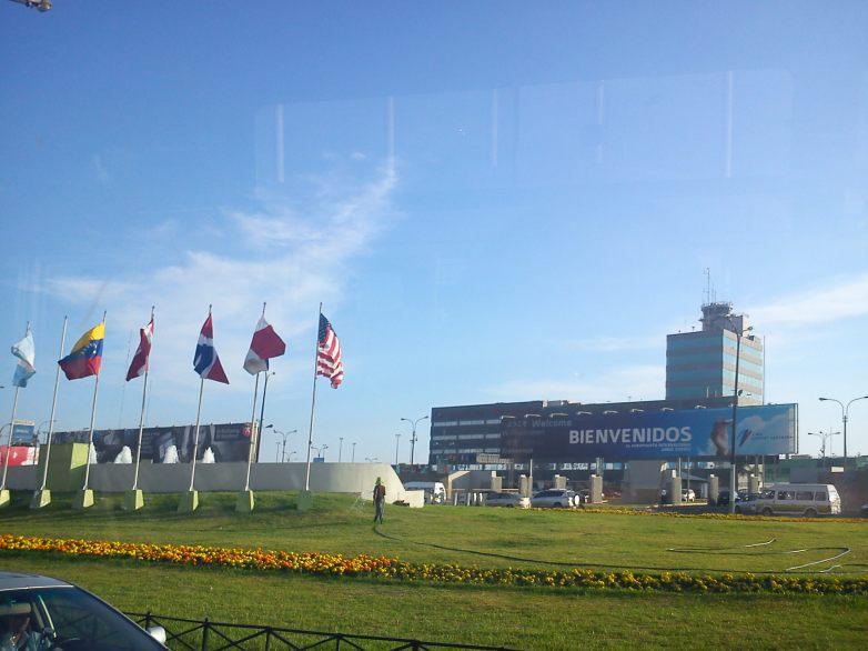 Flughafen Lima