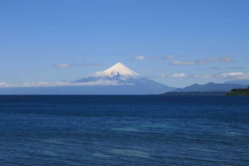Vulkan Osorno Süd Chile (Chili)