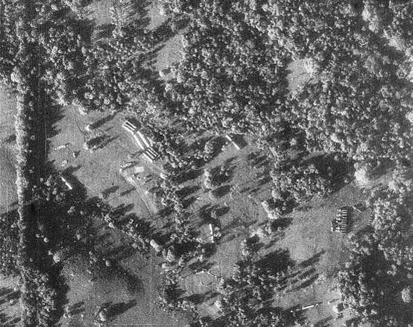 Raketenbasis während der Kuba Krise