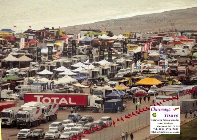 Dakar Village 2013 Lima