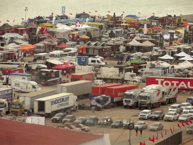 Peru_Dakar-Village