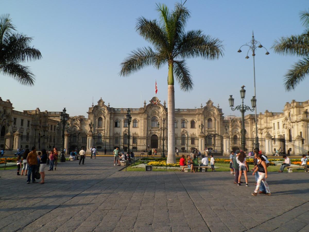 Peru hat einen neuen Präsidenten. FranciscoSagasti.