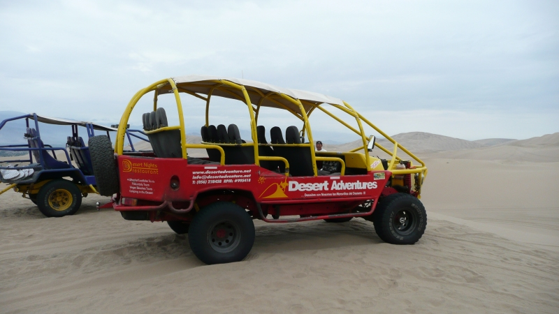 Buggy Huacachina.