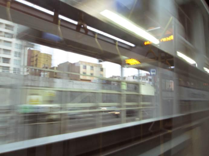 Bushaltestelle Lima Metropolitana - Via Expresso.