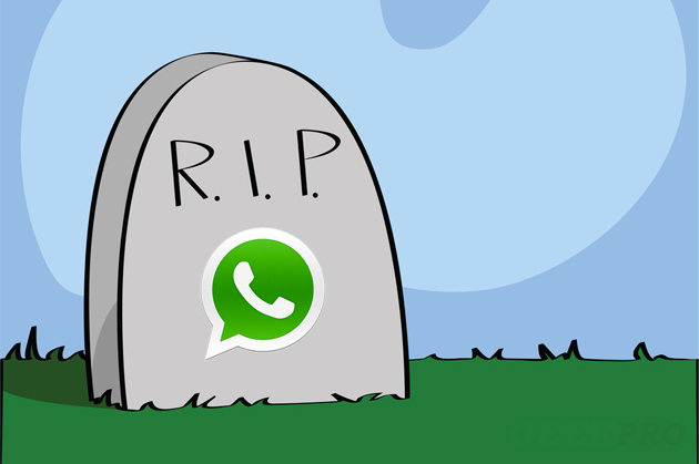 Whatsapp – Eine Form des Protests!