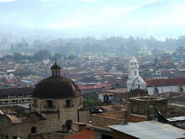 Foto Cajamarca Stadt