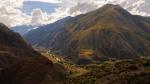 Blick ins Valle Sagrado