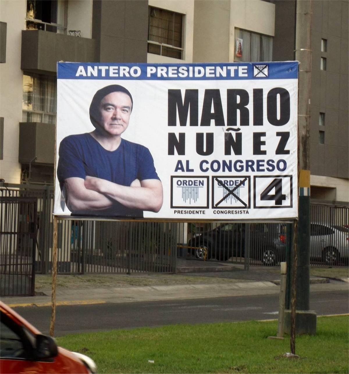 Peru Presidentschaftswahlen erste Auszählungen undHochrechnungen.