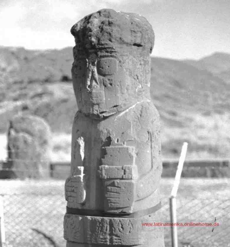 Tiahuanaco, Tiwanaku.