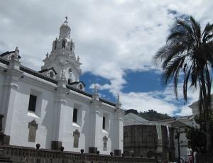 Bericht einer Ecuadorreise –Quito.
