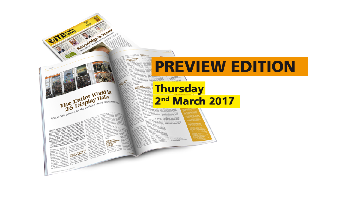 ITB Berlin News – Download 2017 Preview Edition