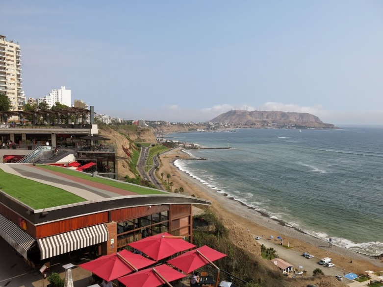 Lima-Pazifik-kueste
