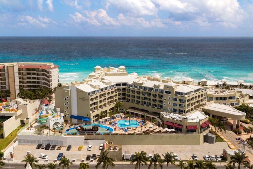 Gran Caribe Resort in Cancu
