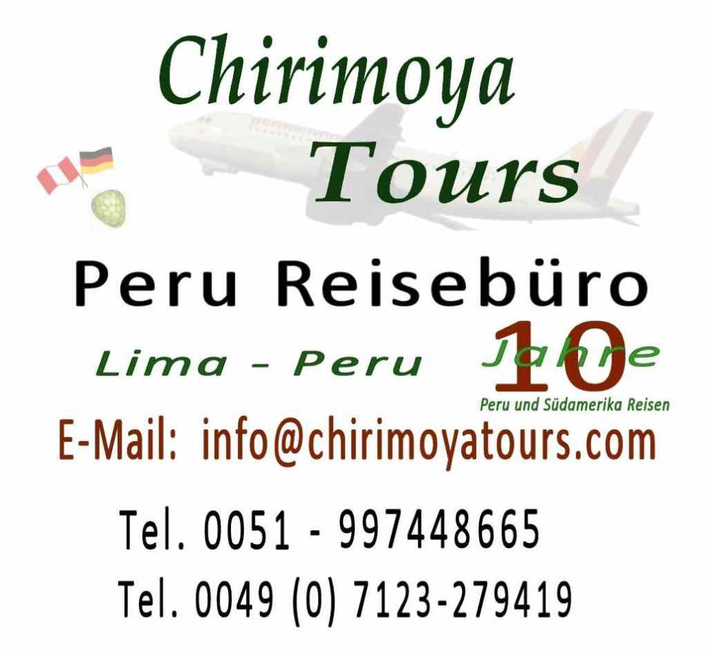 10 Jahre Peru Reisebüro