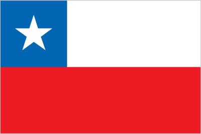 Chile-Fahne