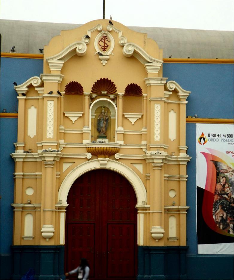 Alte Kirche Lima