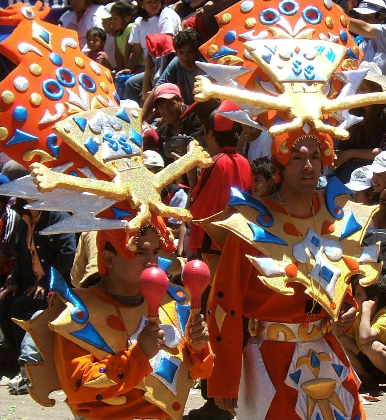 Carnaval Cajamarca vor 2016