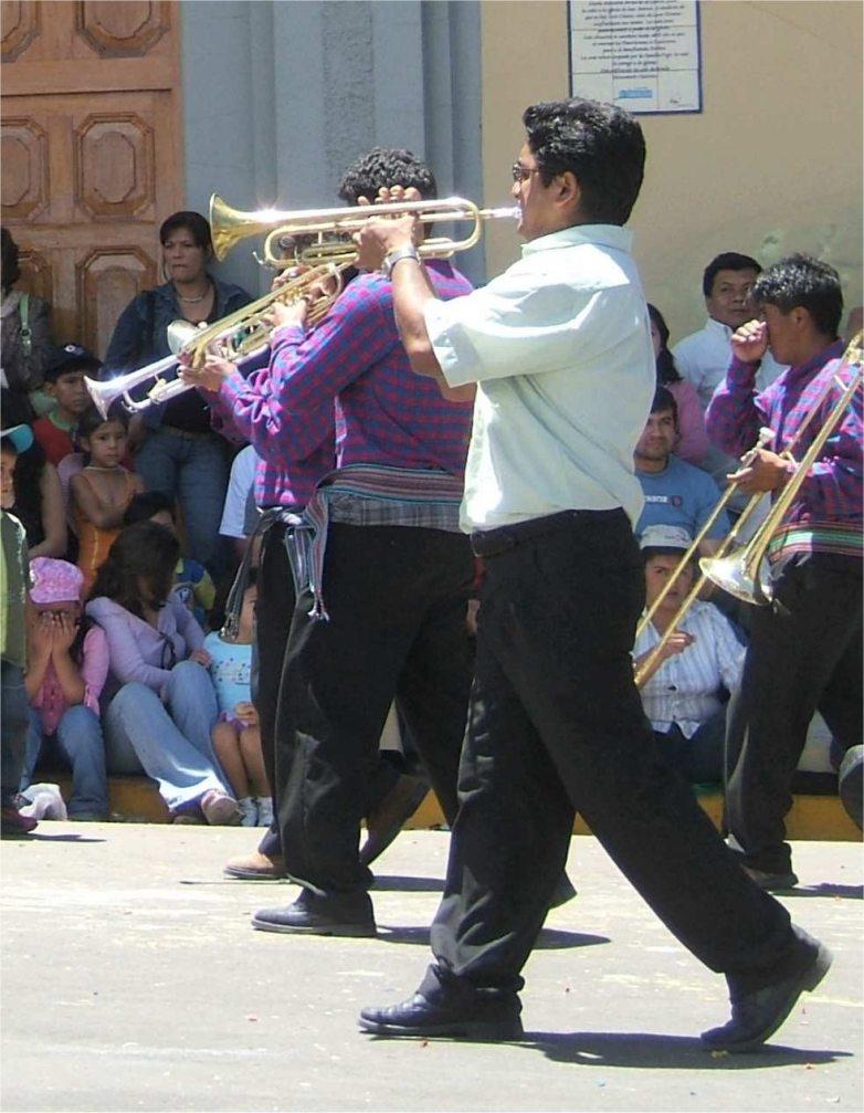 Karneval-Musikanten