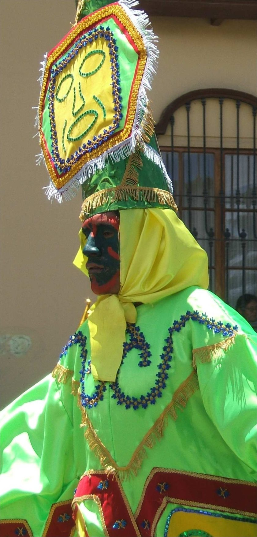 Karneval-Peru