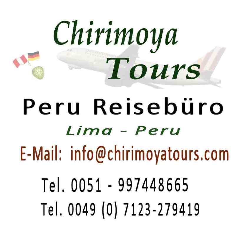 Peru Reiseveranstalter Logo