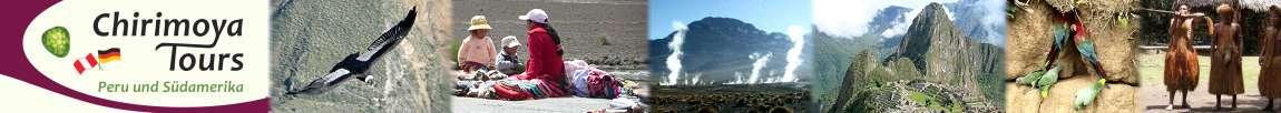 Peru Rundreisen - Reisebüro Chirimoya Tours