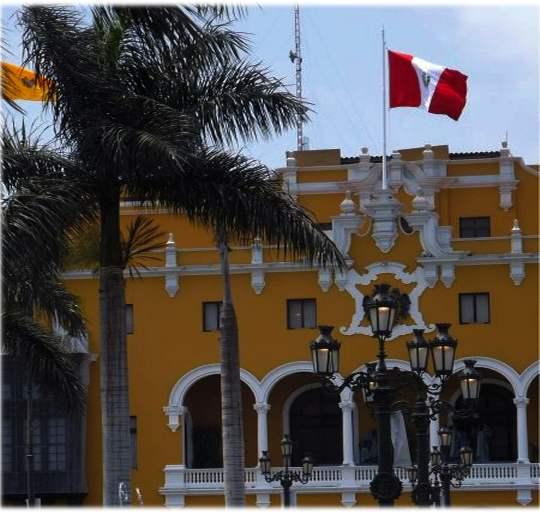 Lima Stadtzentrum