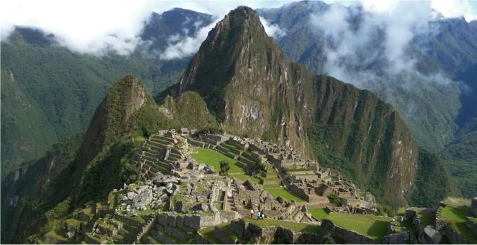Reisezeit für Peru.