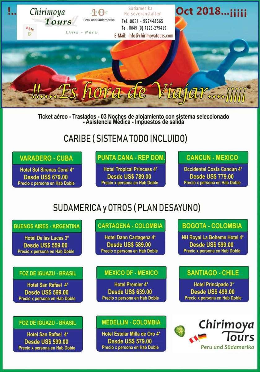 4 Tage Reisebausteine ab Lima - Peru.