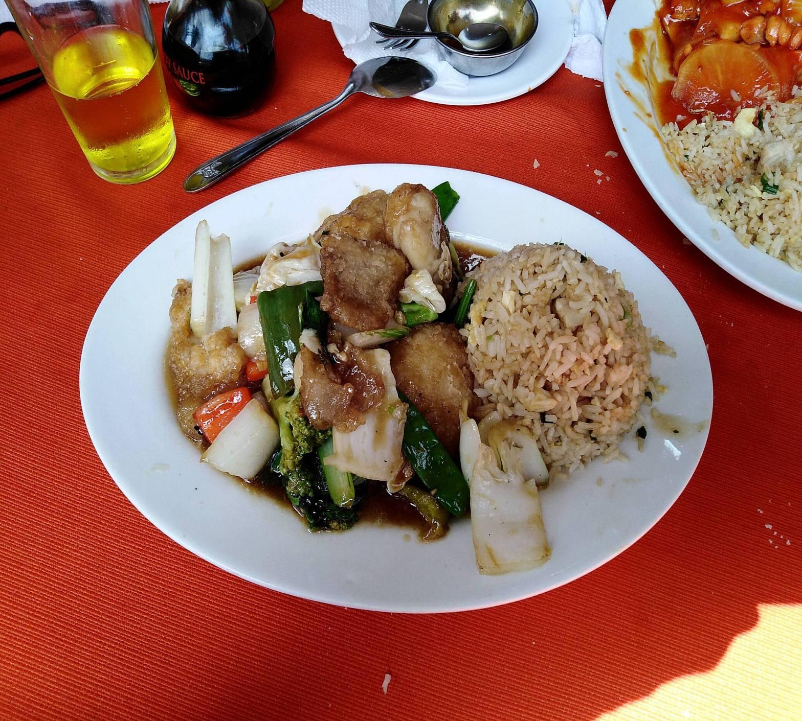 Essen / Gericht aus Peru