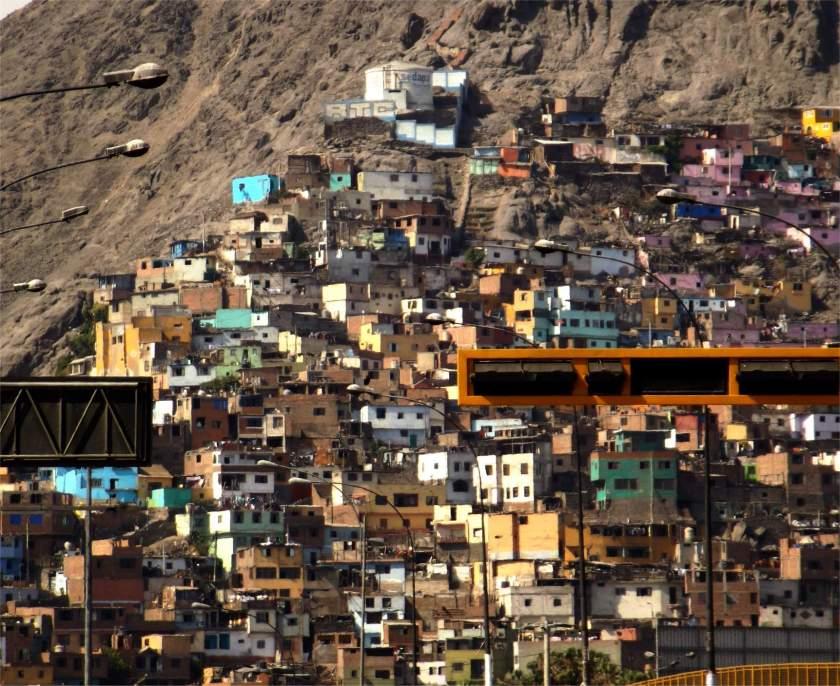 Pueblos Jovenes Lima