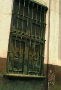 Fenster Lima - Peru