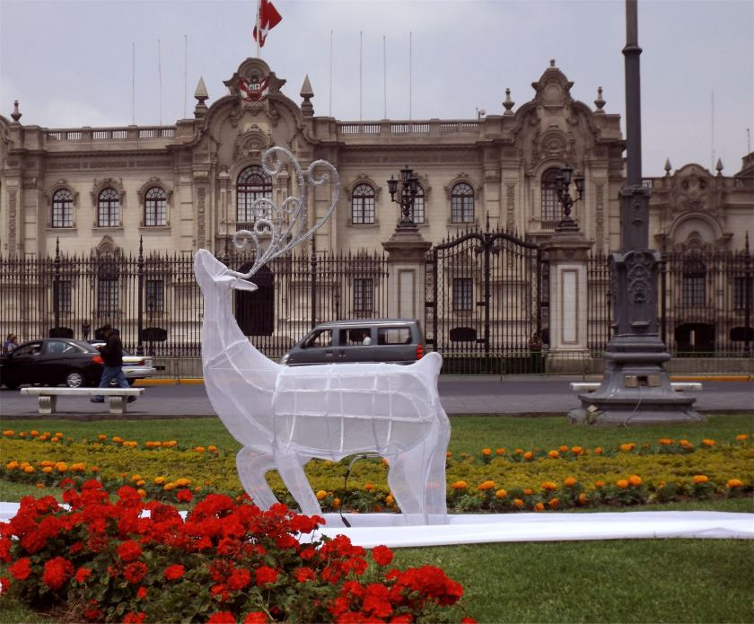 Palacio - Navidad.