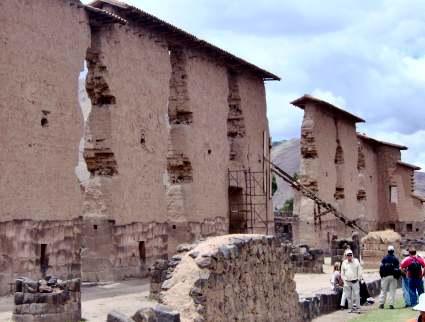 Inka-Tempel_Raja