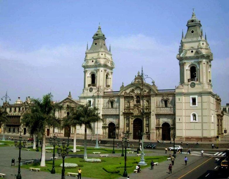 Kathedrale Lima