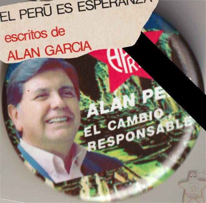 Memoria a Alan Garcia