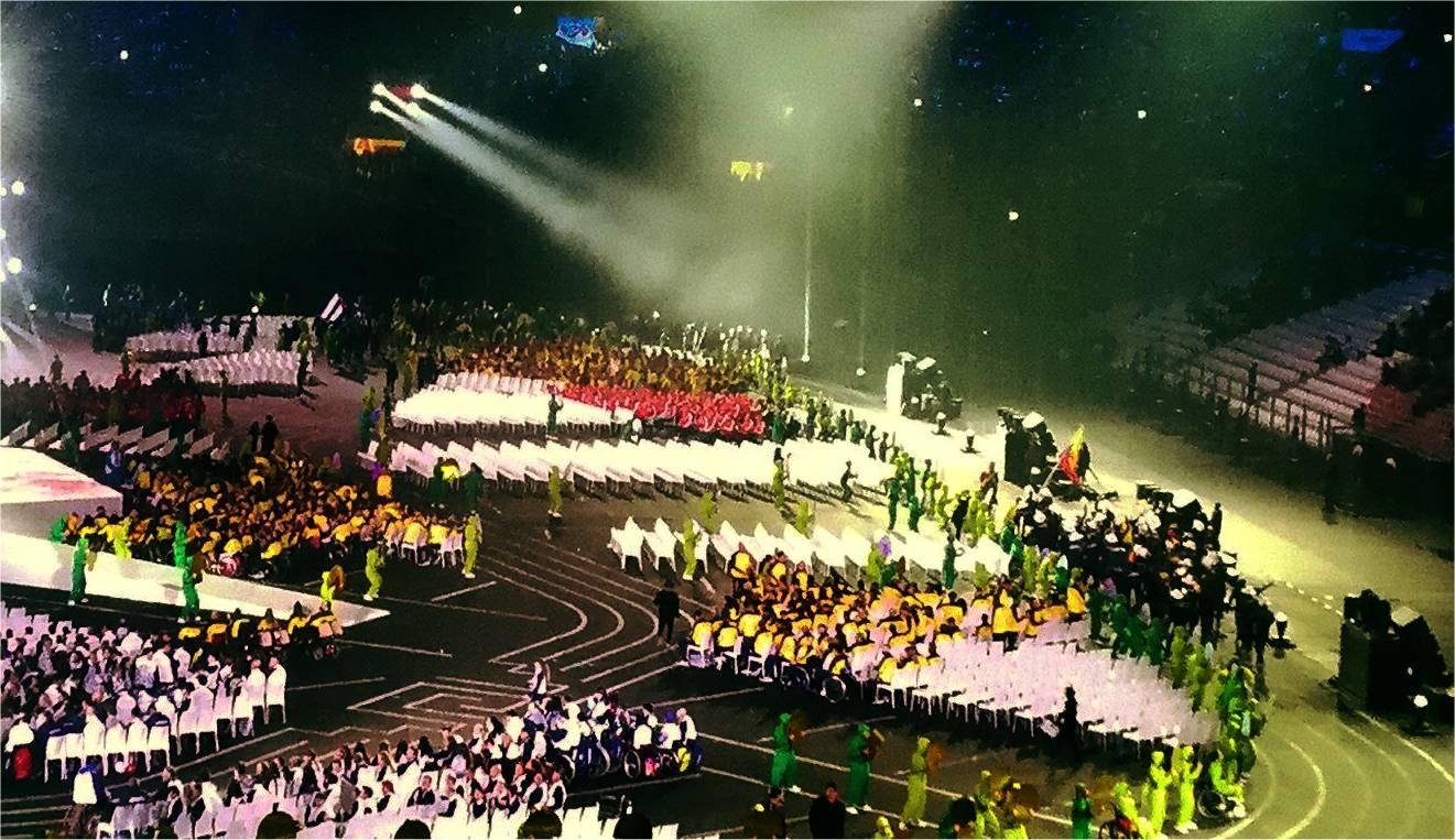 Para-panamericanos 2019