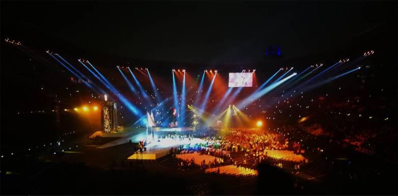 opening parapanamericanos 2019