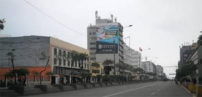 Lima Centro - 01.10.2019