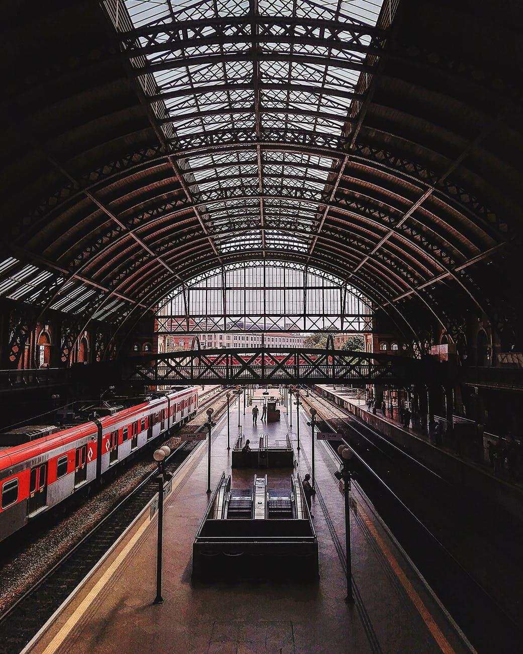 Eisenbahnl, Zug.