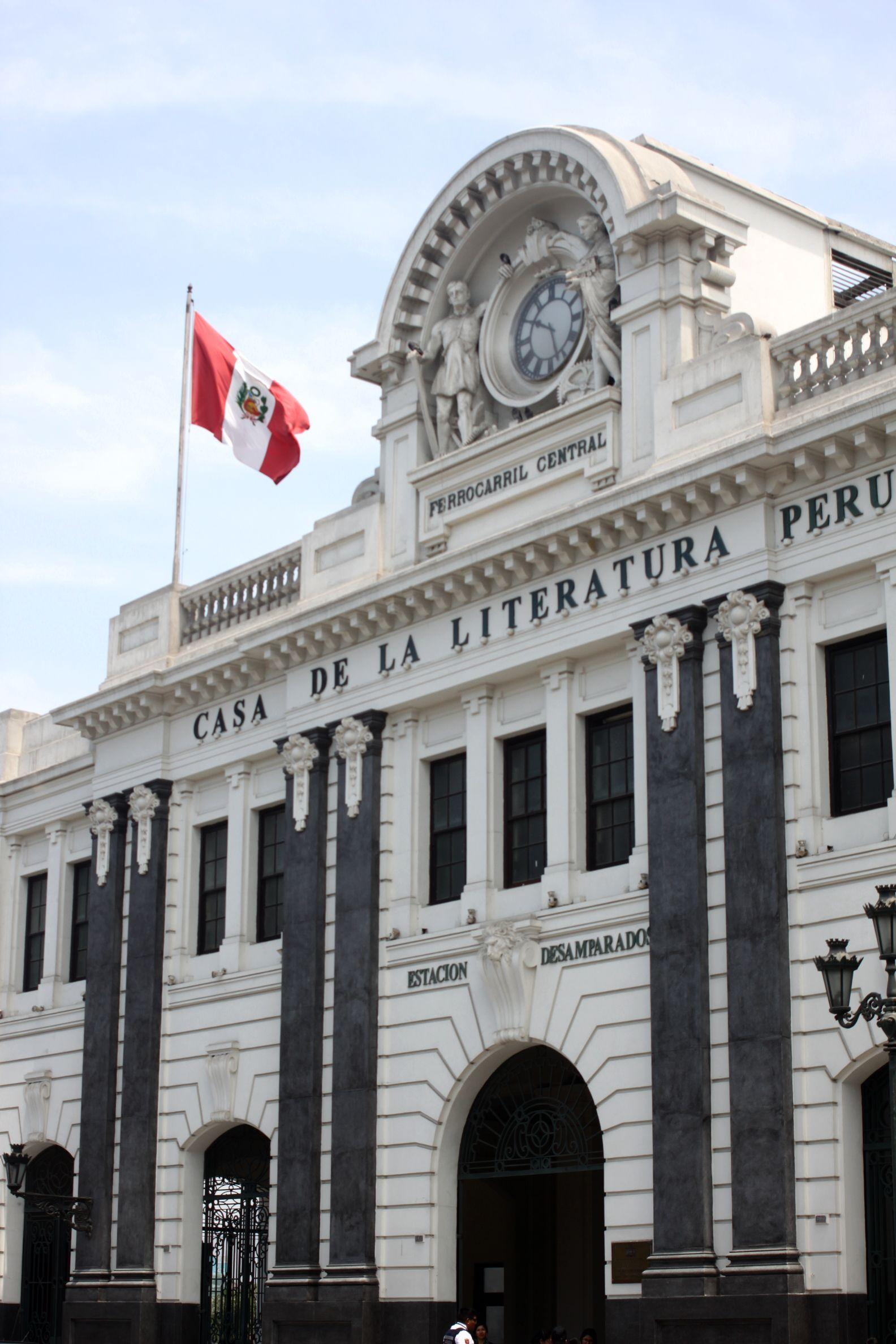 Lima - Casa de Literatura