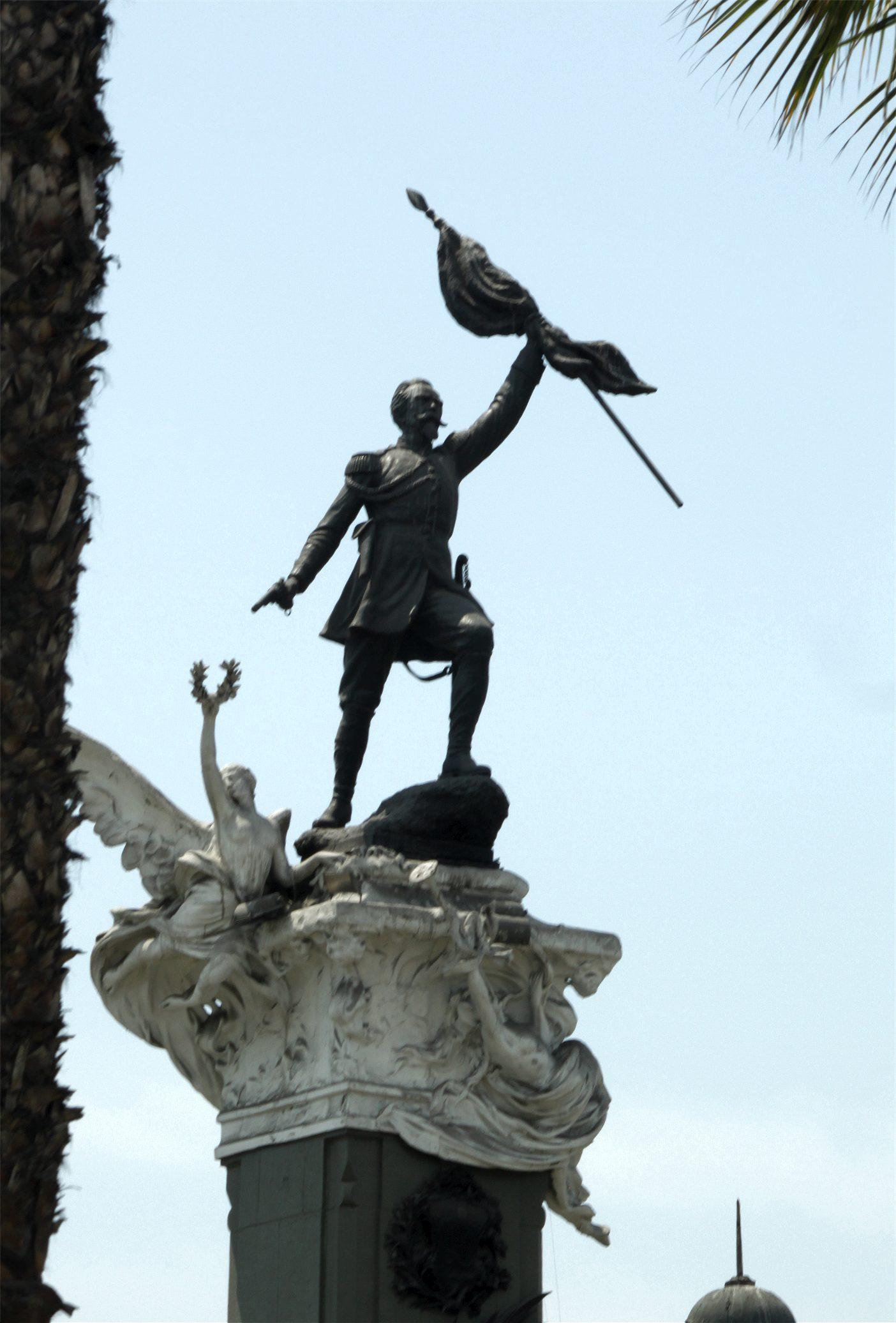 Monument - Plaza Bolognesi
