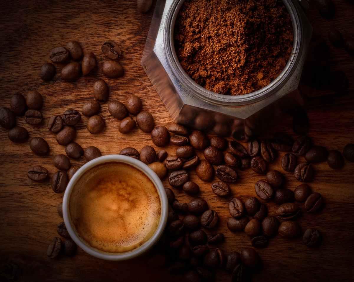 Kaffee aus Moyobamba — Felician inPeru